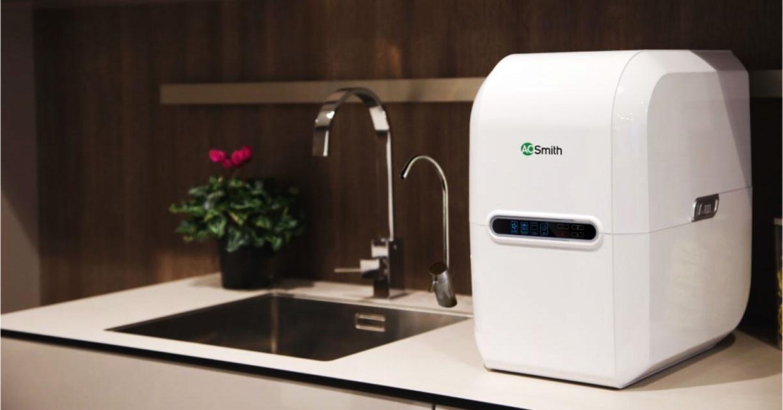 Máy lọc nước Aosmith AR75-AS2 với thiết kế vô cùng hiện đại và sang trọng