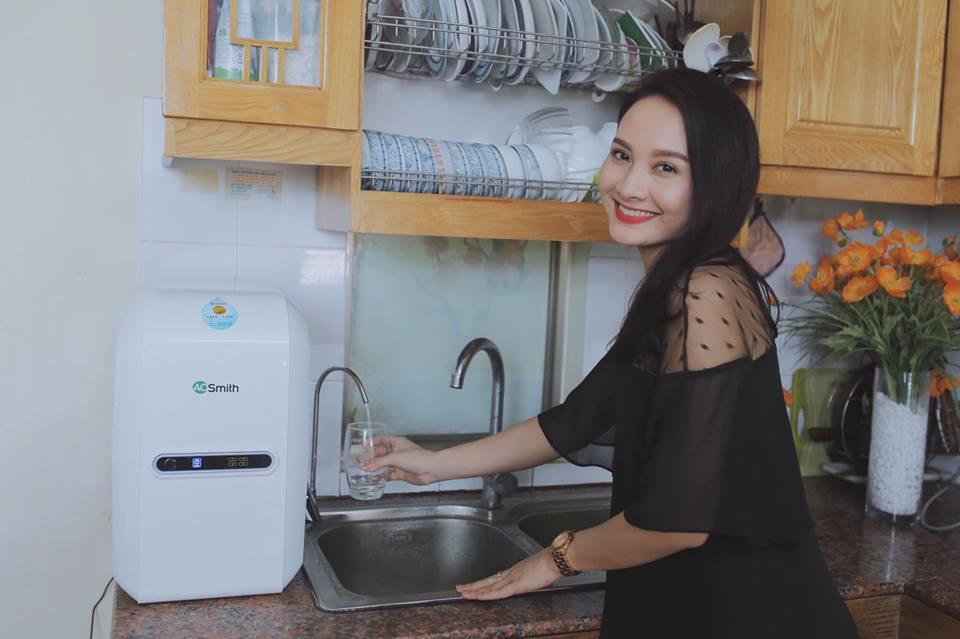 Hình ảnh thực tế máy lọc nước Ao Smith G2
