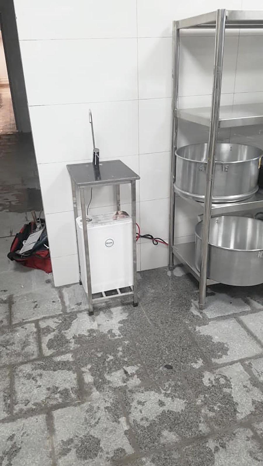 Hình ảnh thực tế máy lọc nước AoSmith S600